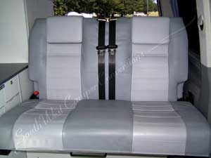 DIY Motorhomes New Standards In Rear Passenger Seating
