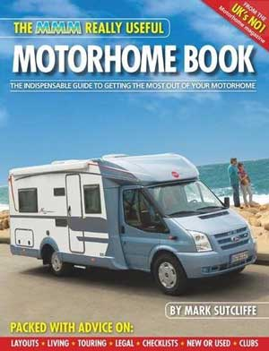 Motorhome Book Front